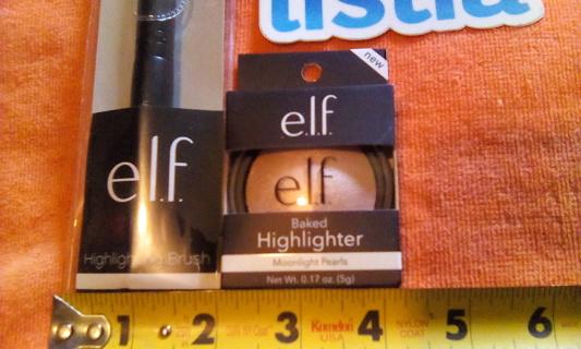 *HIGHLIGHTER/Brush! ELF! ELF!*