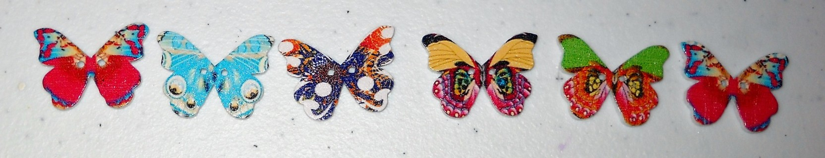 Butterfly Buttons (4)