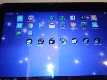 Toshiba at300se 10.1 inch tablet with Nvidia Tegra GPU. Parts or repair