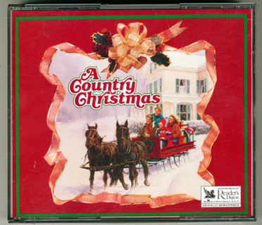 free readers digest a country christmas 60 tracks 3 cd box set - Country Christmas Cd