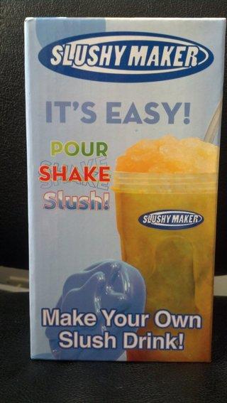 SLUSHY MAKER!!!  Brand New