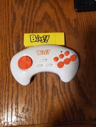 Bandai Namco Flashback Blast TV Games plug and play