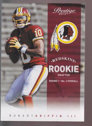 R. Griffin 111 Rookie
