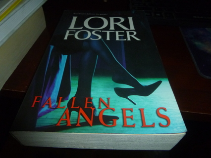 Fallen Angels Beguiled / Wanton / Uncovered - Men to the Rescue by Lori Foster