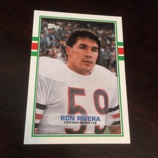 1989 Topps - [Base] #61 Ron Rivera