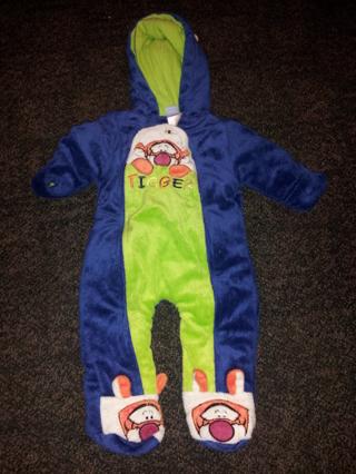 0ecafb0bf Free: Baby Boy Winter Snow Suit Winnie the Pooh's Tigger - Baby ...