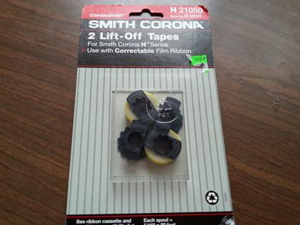 Smith Corona typewriter ribbons