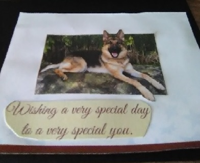 """""""Special You"""" Design Blank Card with Tan Envelope"""