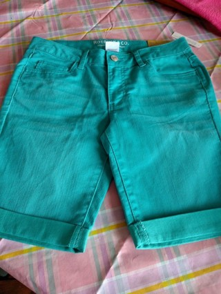 Girls BNWT bermuda shorts size 14