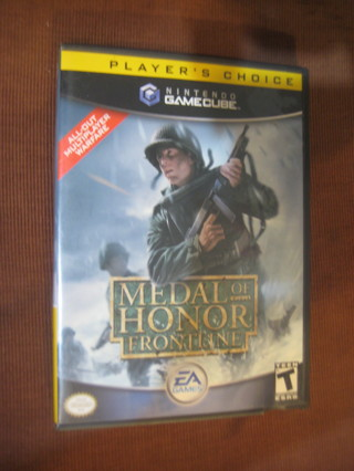 Free Nintendo Gamecube Medal Of Honor Frontline Game With