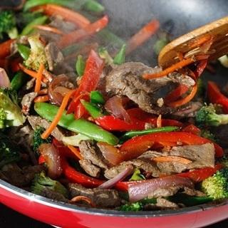 ☆ (New) Five-Spice Beef Stir Fry Recipe ☆