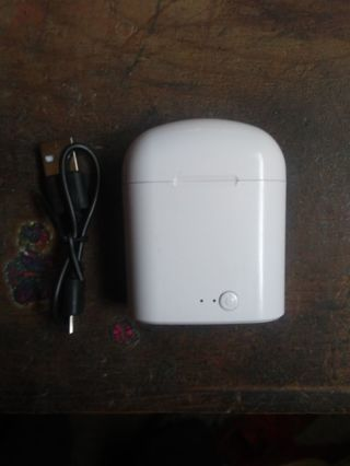 White Airpods New Never Used