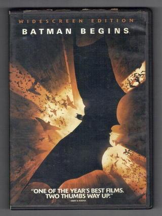 Batman Begins - Widescreen Edition