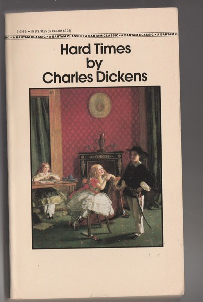 an analysis of industrialization in hard times by charles dickens Free dickens hard times papers, essays, and research papers summary, analysis, charles dickens, hard times] 1366 words (39 pages) powerful essays.