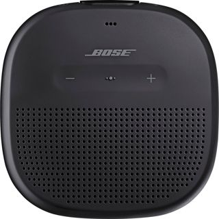 Bose - SoundLink Micro Portable Bluetooth Speaker - Black
