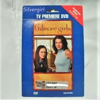 Gilmore Girls TV Premiere DVD