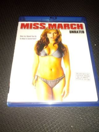 Miss March (digital code for iTunes)