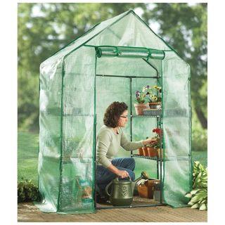Brand New Greenhouse