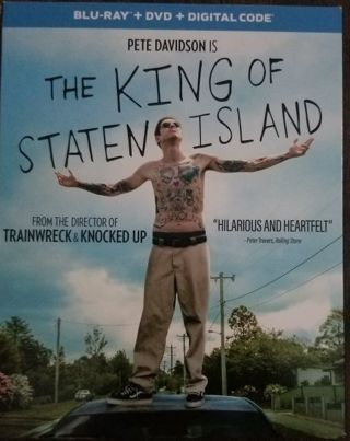 The King of Staten Island (2020) Ultraviolet Digital HD Code NEW! NEVER USED! Pete Davidson
