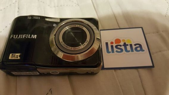 Fujifilm ax200 digital camera