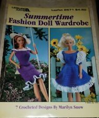 Summertime Fashion Doll Wardrobe