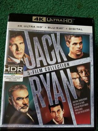 Jack ryan collection uv