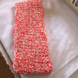 Beautiful Hand Crochet Ear-Warmer/Headband .