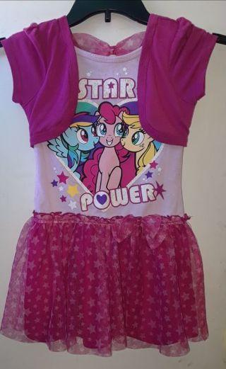 Girls MLP Dress size 6
