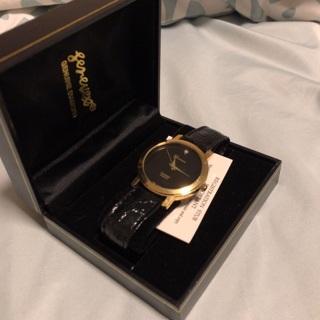 Genevex Diamond Quartz Watch