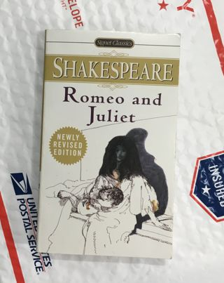 Romeo And Juliet Paperback by William Shakespeare  (Author)