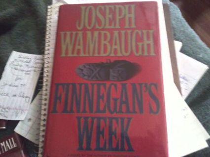 FROM THE FAMOUS JOSEPH WAMBAUGH ...FINNEGAN'S WEEK