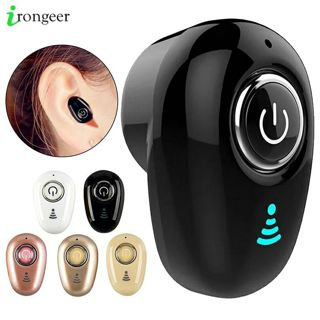 S650 Mini Bluetooth Earphone Wireless In-Ear Invisible Earbuds Handsfree Headset Stereo with Mic