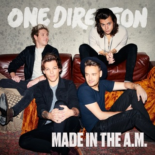 iTunes copy of Made In The AM (Deluxe) album $14.99 by One Direction