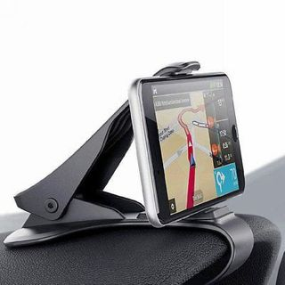 Universal Car Dashboard Cell Phone GPS Mount Holder Stand HUD Design Cradle Hot