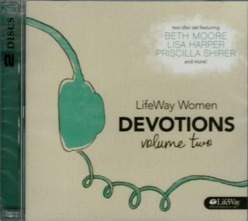 LifeWay Women Devotions Vol. 2 - CD - NEW/SEALED - 2 Discs