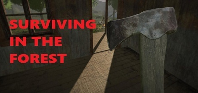 Surviving in the forest (Steam Key)