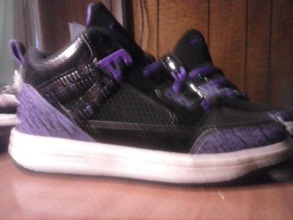 bade57b94328f5 Free  Size 7 purple fubu shoes - Shoes - Listia.com Auctions for ...