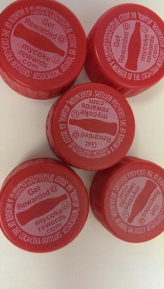 MCR Coke Reward Points (10 codes/30 points)