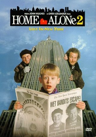 ✯Home Alone 2: Lost in New York (1992) Digital HD Copy/Code✯