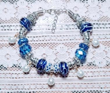 Euro Bracelet, Creations by Cris, 3