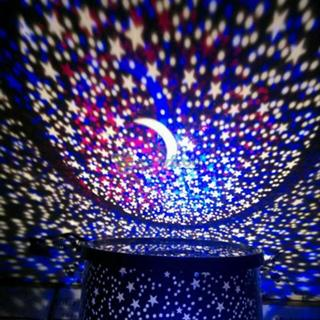 LED Starry Night Sky Projector Lamp
