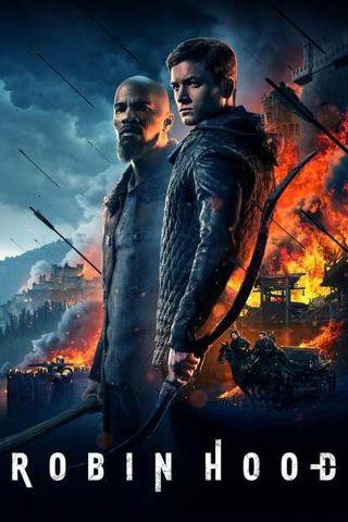 Digital HD Movie Code for Robin Hood (2018)
