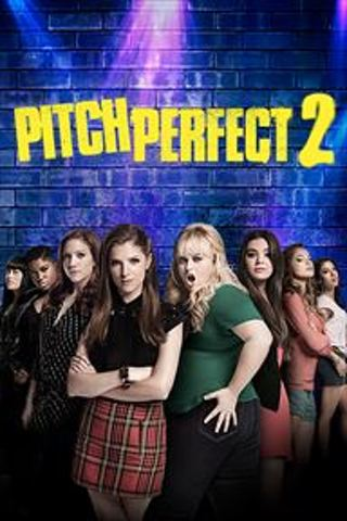 Pitch Perfect 2 HDX UV Ultraviolet and iTunes Digital Copies Code ONLY!