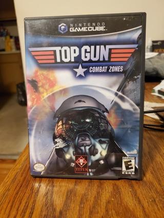 Top Gun Combat Zones GameCube