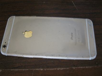 iPhone ( well, half of one).. for parts or repair