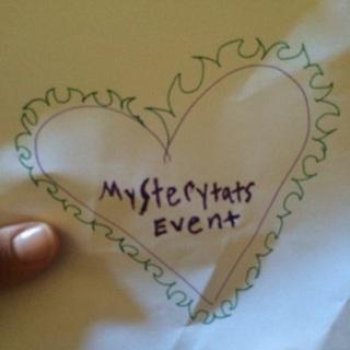 Mystery tats event