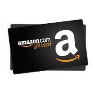 $5 AMAZON CARD LOW GIN!!