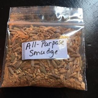 All Purpose Smudging Incense