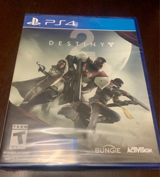 Brand New Destiny 2 Play Station 4 Game