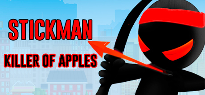 Stickman - Killer of Apples (Steam Key)